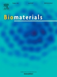 Preclinical heart valve restoration study in Biomaterials