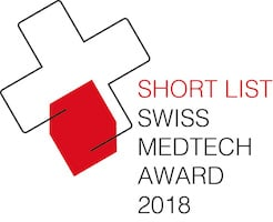 Xeltis nominated for the Swiss Medtech Award